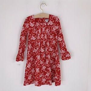 Hartstrings Corduroy Long Sleeve Dress